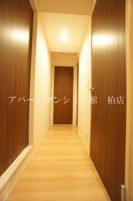 【内装】ヴェルデ大島田