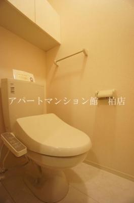 【トイレ】ヴェルデ大島田