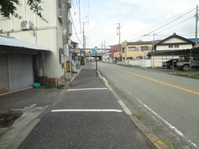 【外観】豊島南受楽寺駐車場