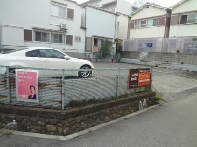 【外観】住吉TSR池田駐車場