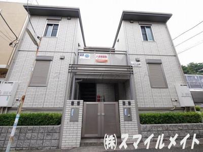 耐震・耐火性にすぐれたセキスイハイム施行の安心のアパートです。