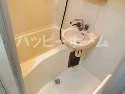 【浴室】エステートピア新町B棟