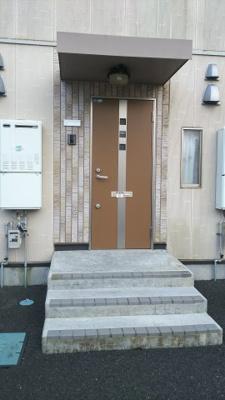 【玄関】サンフォレスト
