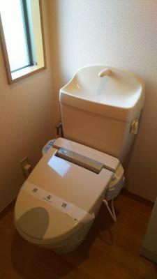 【トイレ】サンフォレスト