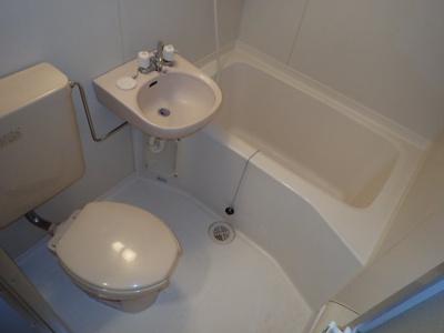 【浴室】ソフィア板宿