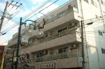 【外観】ホワイトレジデンス