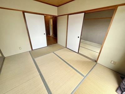 【寝室】ルブラン甲陽