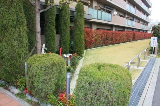 【外観】レジデンス羽衣ガーデンスクエア