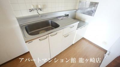 【キッチン】スカイハイツHARU