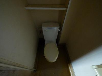 【トイレ】サンコーポ新大宮