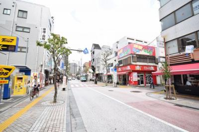 【周辺】MLH藤沢5棟(NO.2)-建築条件無し売地(土地)
