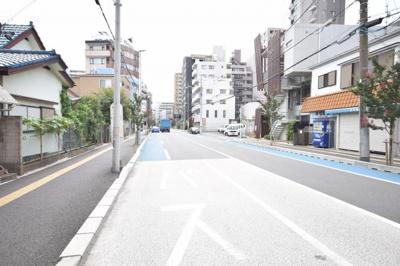 【周辺】MLH藤沢5棟(NO.4)-建築条件無し売地(土地)