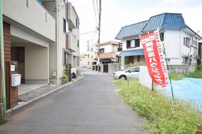 【外観】MLH藤沢5棟(NO.5)-建築条件無し売地(土地)