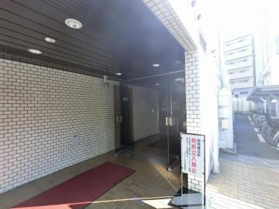【エントランス】GSハイム山下町