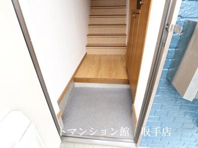 【玄関】クレストアヅマ2