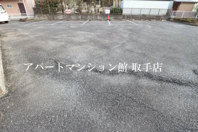 【駐車場】クレストアヅマ2