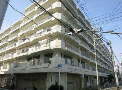 【外観】布施コープ弐号館