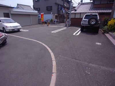 【駐車場】ワンパーパスピュアⅢ