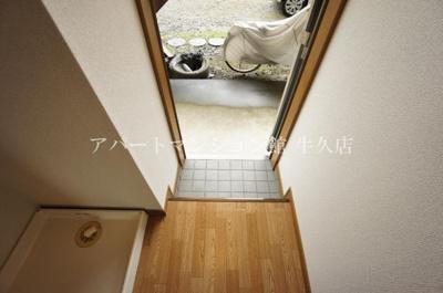 【玄関】サンアンドムーンⅠ