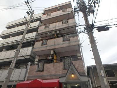 【外観】プレアール小阪