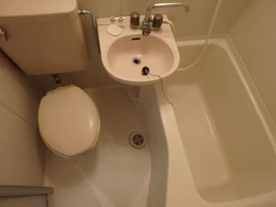 【浴室】プレアール小阪