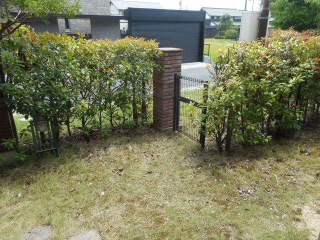 【庭】ガーデンハウス