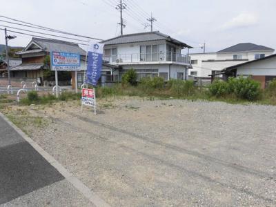 【前面道路含む現地写真】加東市北野B号地