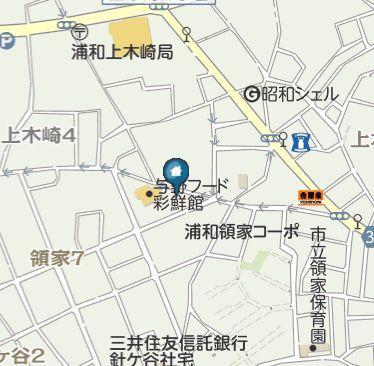 【地図】イーストヴィレッジ