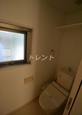 【トイレ】ディオネ四谷