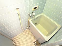 【浴室】ホリオマンション