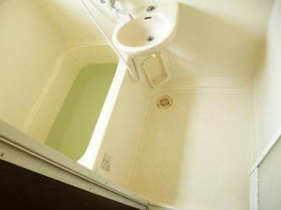 【浴室】ハイム城山6