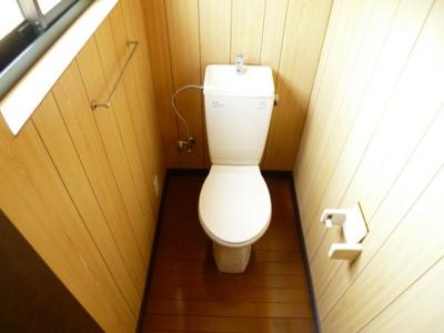【トイレ】ハイム城山6