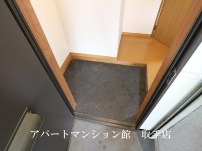 【玄関】サンシャイン取手