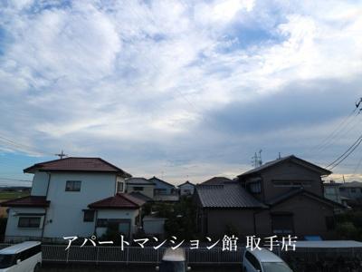 【展望】おおつきシティハイツ
