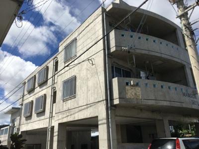 【外観】恩納村 スカイレイクⅢ アパート1R×10室