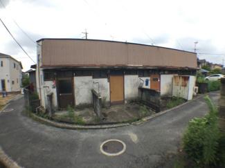 【外観】新田町 倉庫