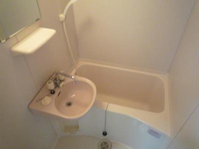 【浴室】サンライズひらの