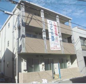 【外観】セゾンクレアスタイル新今里