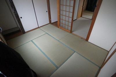 【和室】神宝貸家