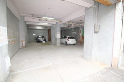 【駐車場】大櫛マンション