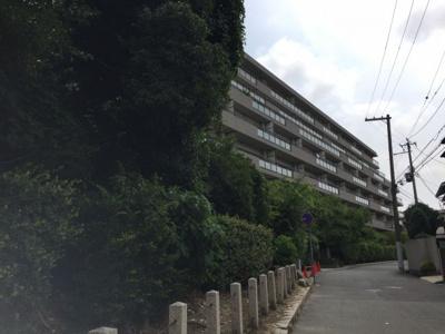 【外観】芦屋ハイツ翠ヶ丘