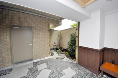 【エントランス】パークウォーク京都東山