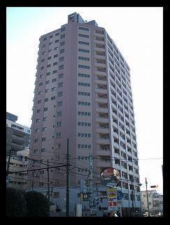 【外観】クリオタワー大塚台