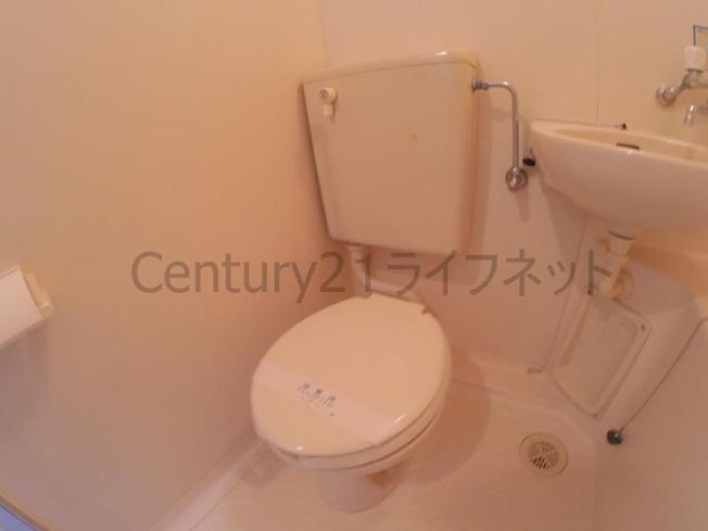 【トイレ】ツインオーク箕面1