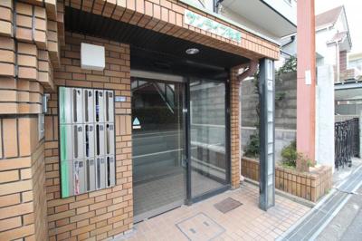 【エントランス】サンライフ桜塚