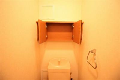 トイレ上収納