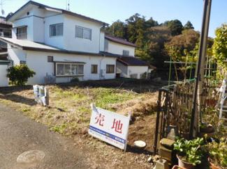 千葉市中央区赤井町 土地 緑豊かな住宅街です。