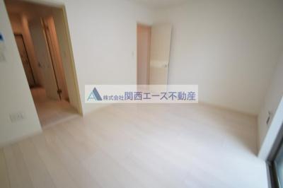 【寝室】K's Residence瓢箪山