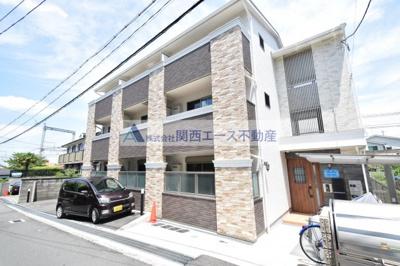 【外観】K's Residence瓢箪山