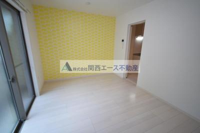 【居間・リビング】K's Residence瓢箪山